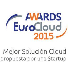 Awards EuroCloud 2015
