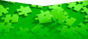 Fondo verde kumobe BI