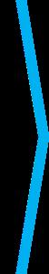 Fondo vertical flecha azul