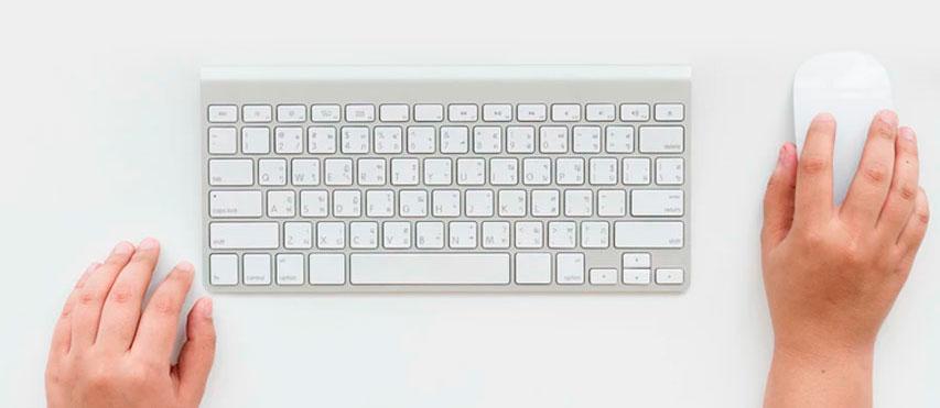 kumobe CRM fondo teclado