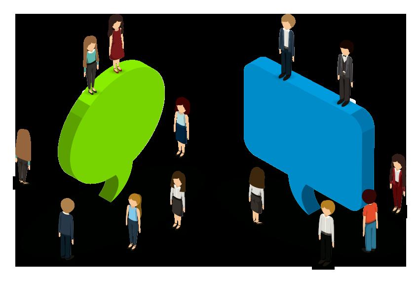 kumobe CRM ilustración