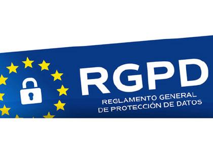 Entrada en vigor del RGPD