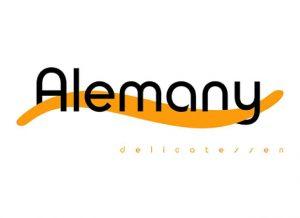 Logo Alemany delicatessen