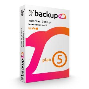 kumobe backup home edition plan 5