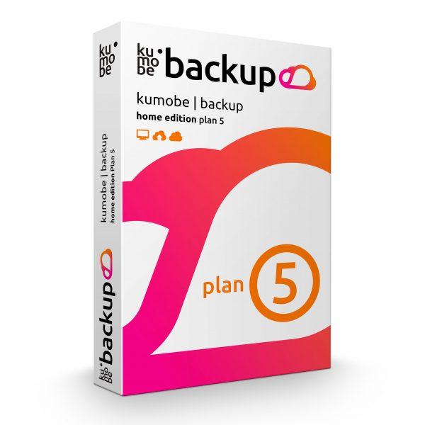 kumobe backup home edition plan 5